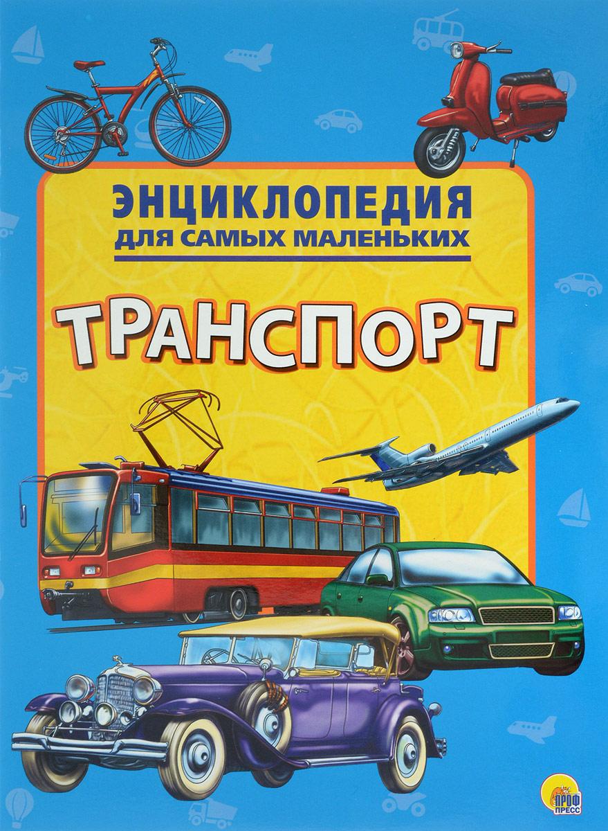 Транспорт. Энциклопедия для самых маленьких