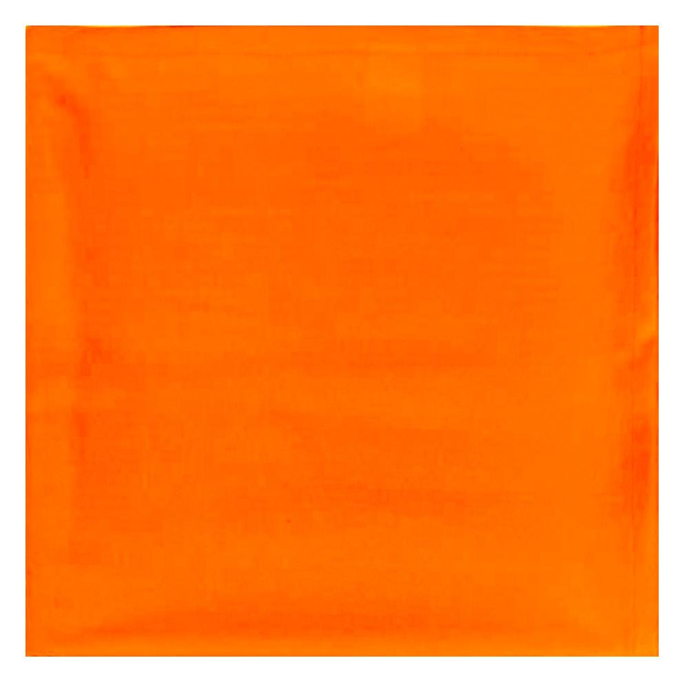 """Скатерть """"Altali"""", квадратная, цвет: оранжевый, 170 х 170 см"""