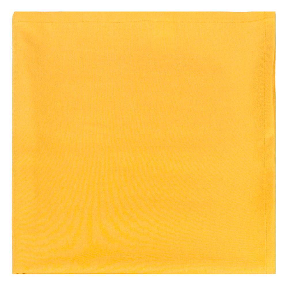"""Скатерть """"Altali"""", прямоугольная, цвет: желтый, 170 х 220 см"""