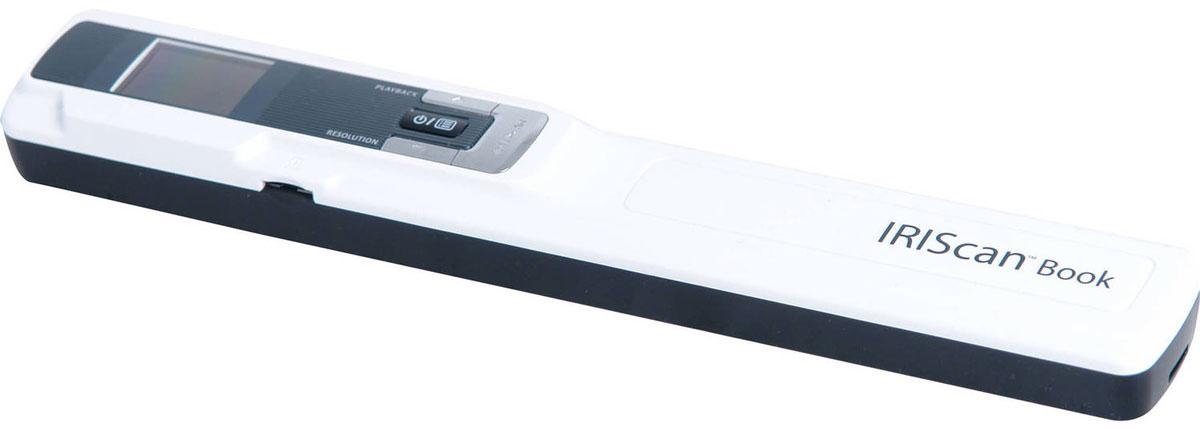 Сканер IRIScan Book 3, White