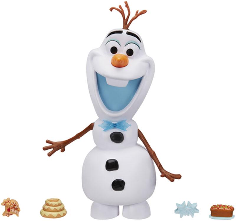 Disney Frozen Игровой набор Холодное сердце говорящий Олаф