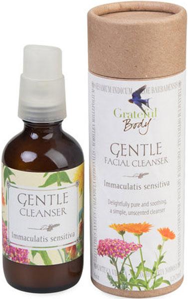 Grateful Body Органическая очищающая крем-пенка для лица Нежность, 120 мл grateful body косметика купить