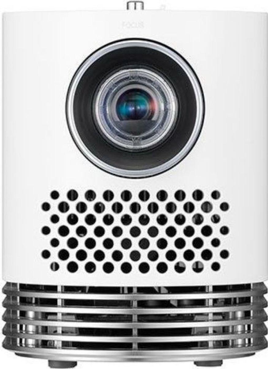 Мультимедийный проектор LG HF80JS, White