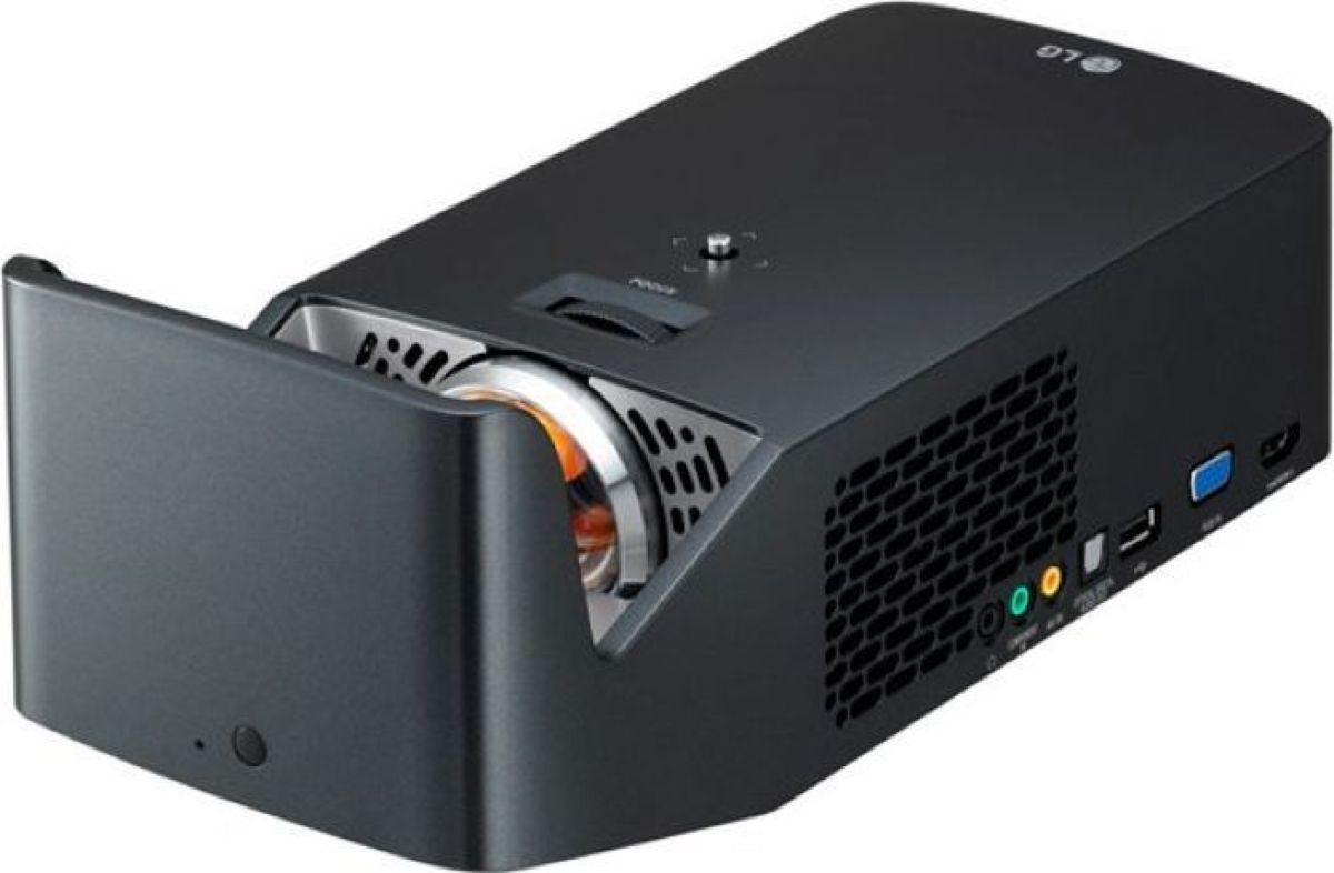 Мультимедийный проектор LG PF1000U, Black