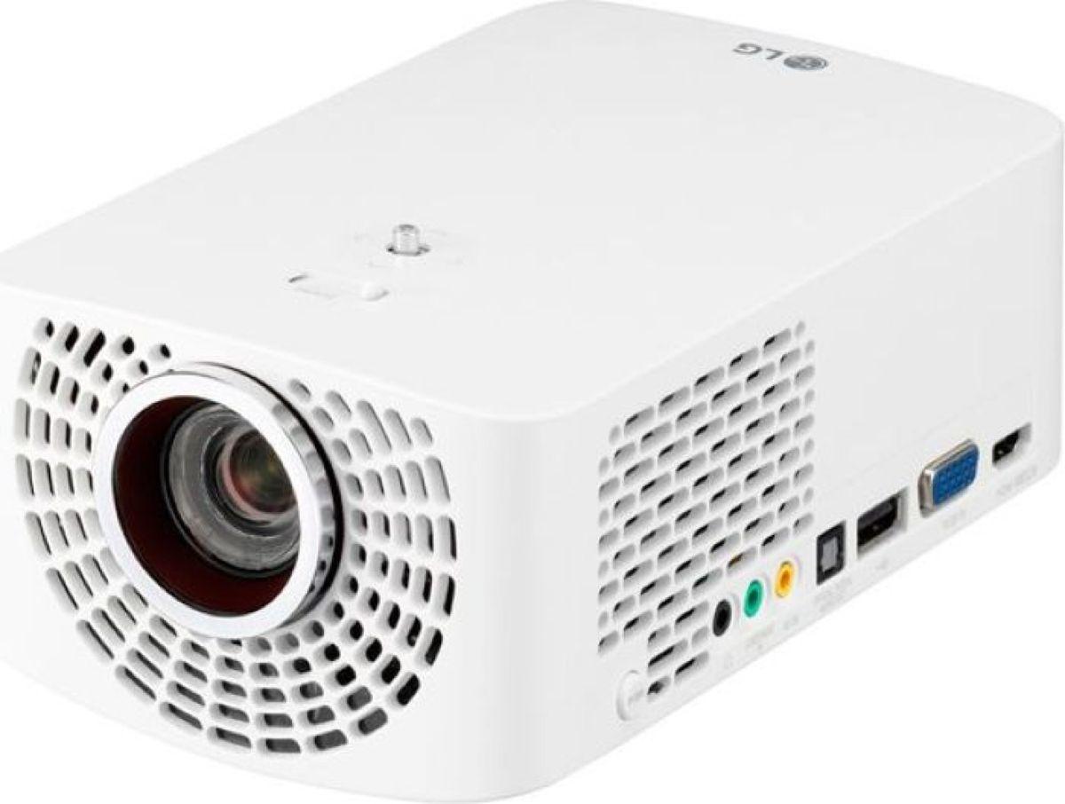 Мультимедийный проектор LG PF1500G, White