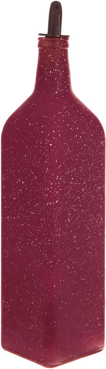 Бутыль для масла Remmy Home, цвет: красный, 1 л цена