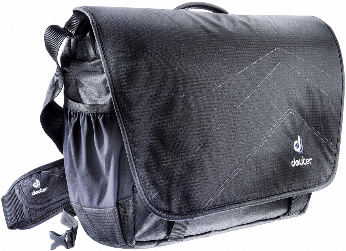 Deuter Сумка на плечо Shoulder Bags Operate III цвет черный серебристый цены