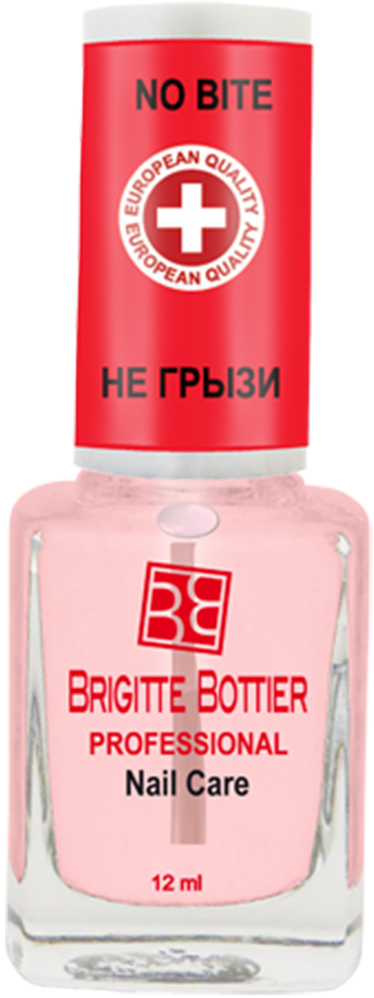 Brigitte Bottier лечебное средство для ногтей (06) Не Грызи No Bite 12мл недорого