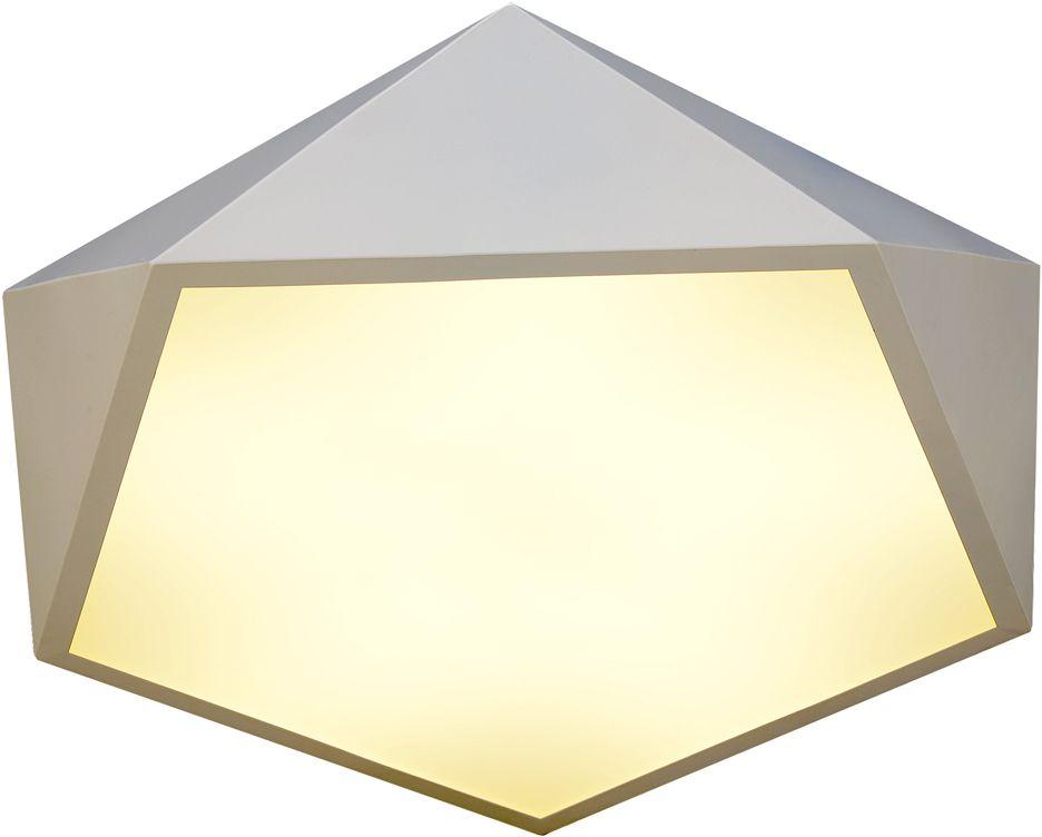 Потолочный светильник МАКСИСВЕТ 1-7302-WH Y LED максисвет потолочная люстра максисвет design геометрия 1 1696 4 cr y led