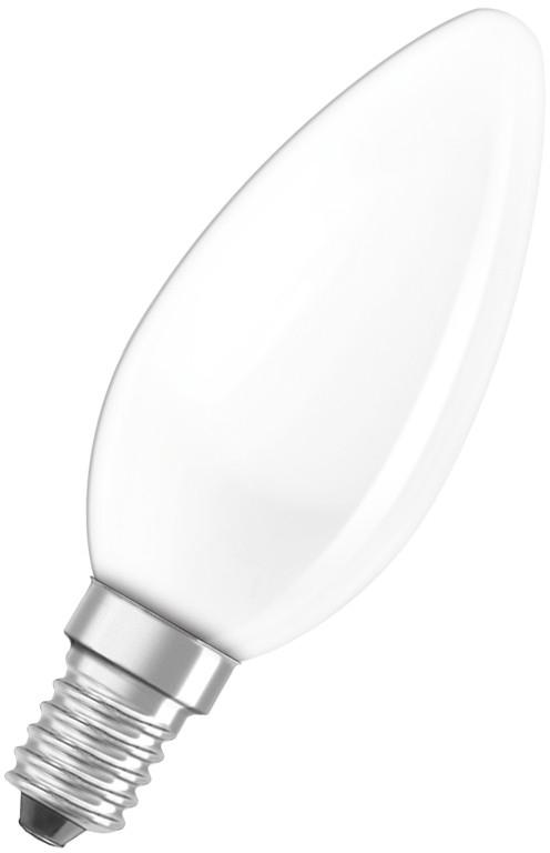 """Лампа накаливания Osram """"Classic"""" B FR 60W E14. 4008321410719"""