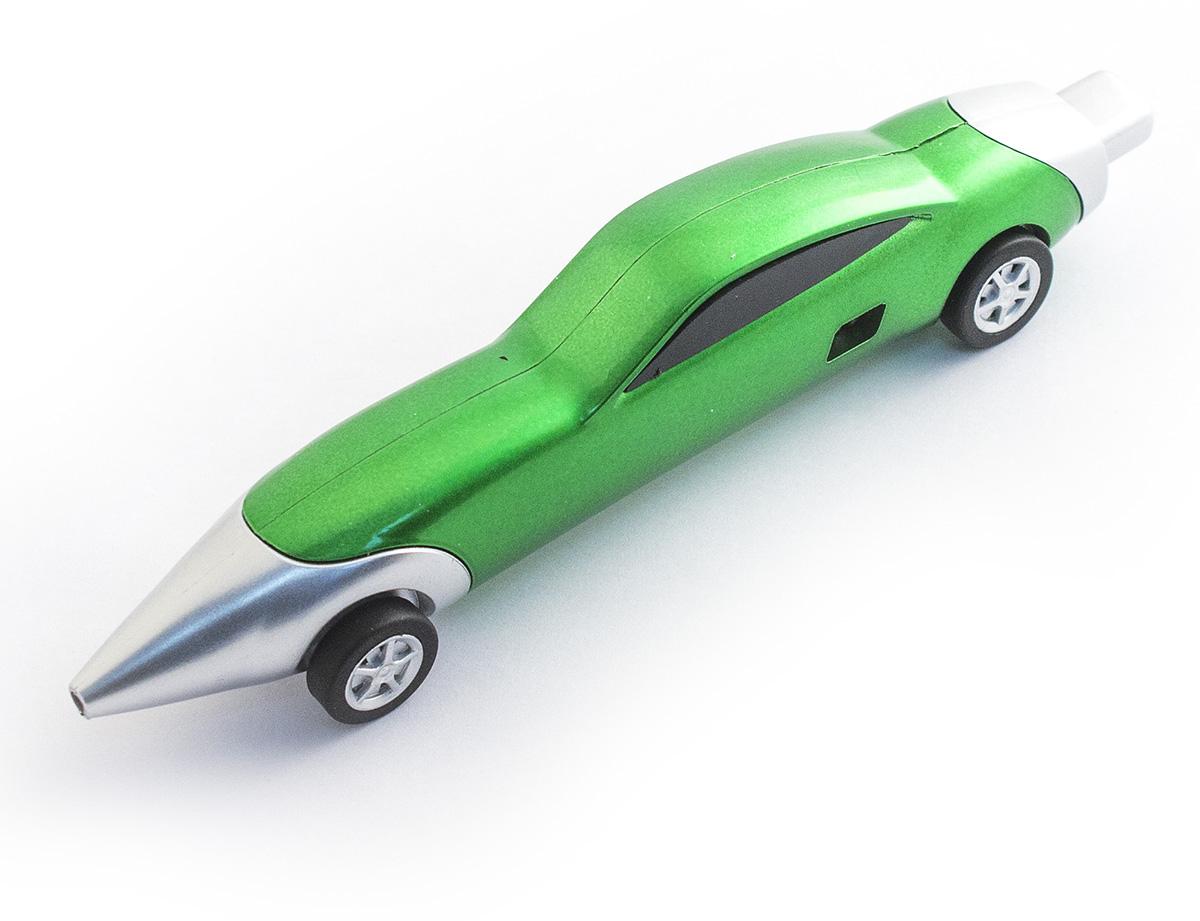 Эврика Ручка шариковая Авто №10 цвет корпуса зеленый эврика ручка шариковая шприц цвет корпуса зеленый