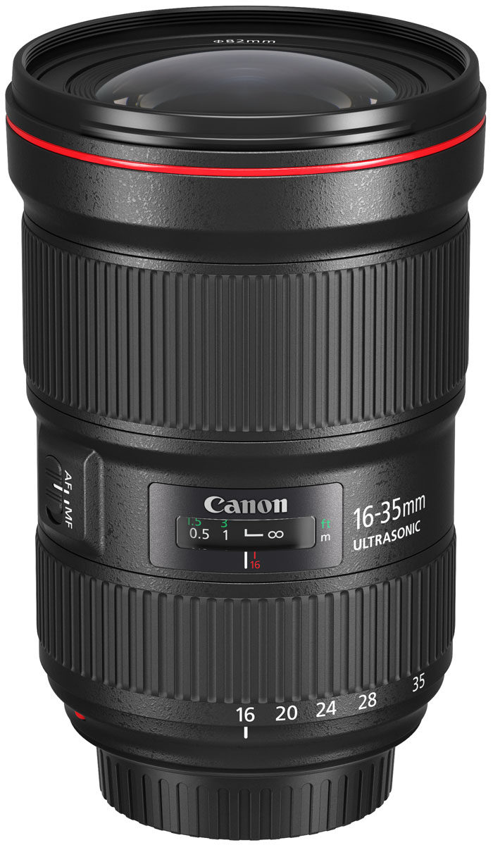 Объектив Canon EF 16-35 mm 2.8L III USM, Black