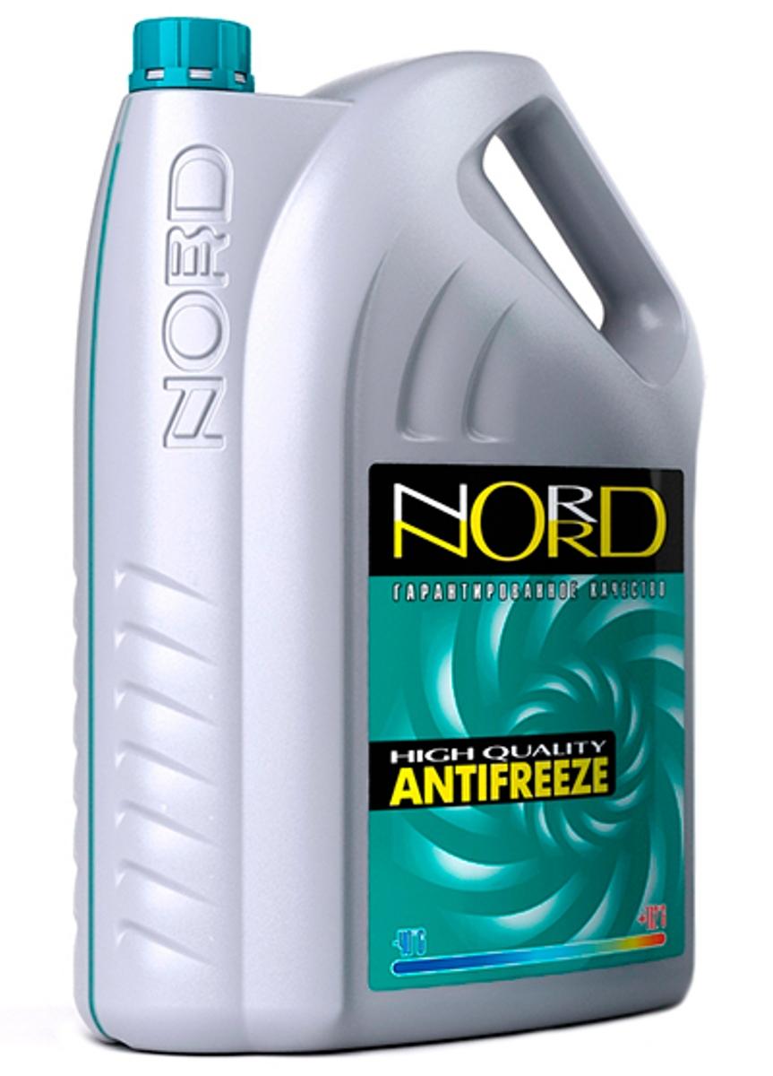 "Антифриз ""Nord"", цвет: голубой, 10 кг"