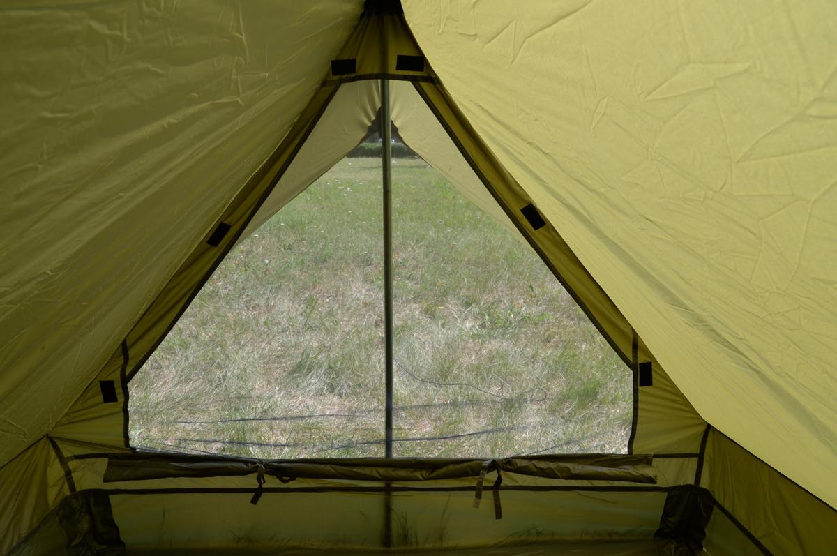 Палатка Сплав Skif 2 2местная цвет  хаки
