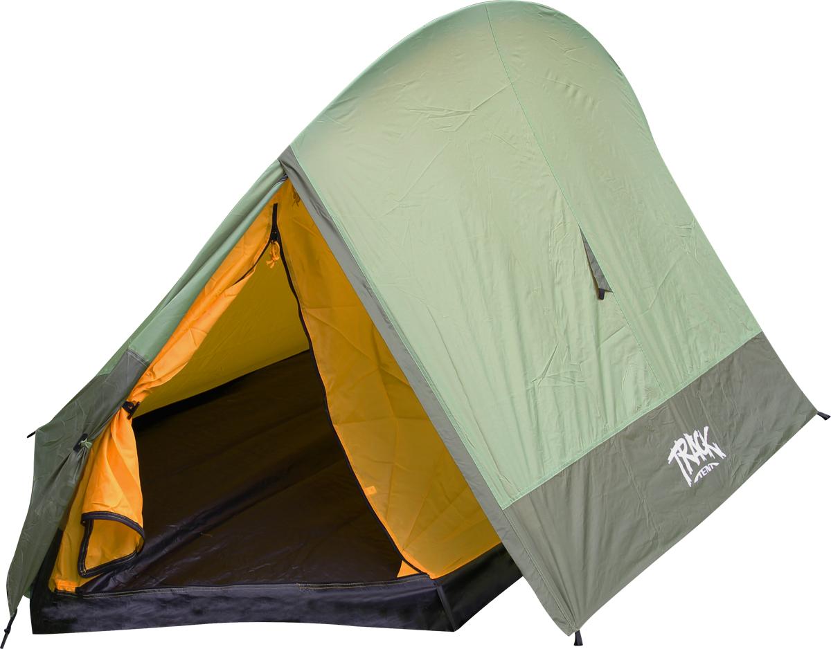 """Палатка Track """"Solo"""", цвет: зеленый"""