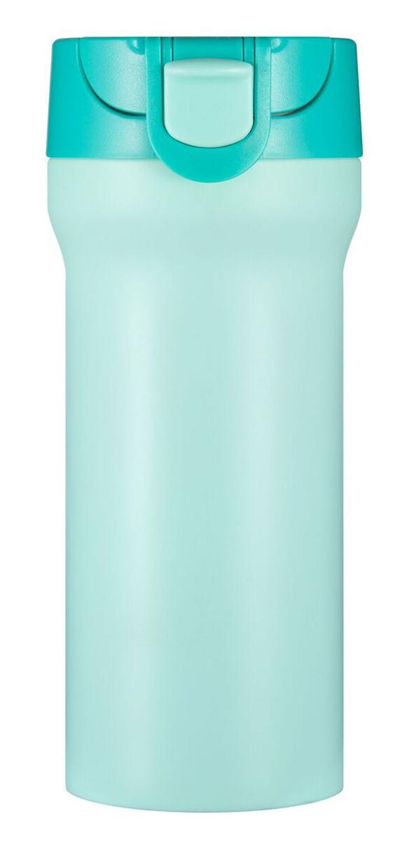 Термостакан Woodsurf On the way, цвет: бирюзовый, 360 мл
