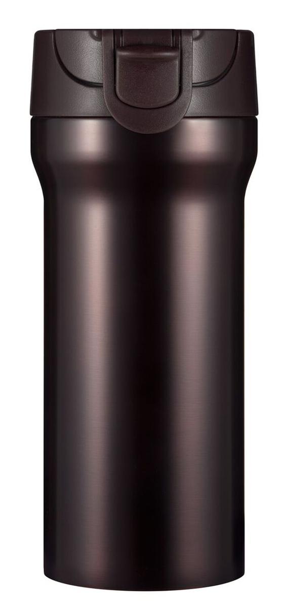Термостакан Woodsurf On the way, цвет: шоколадный, 360 мл термостакан woodsurf on the way цвет белый 500 мл