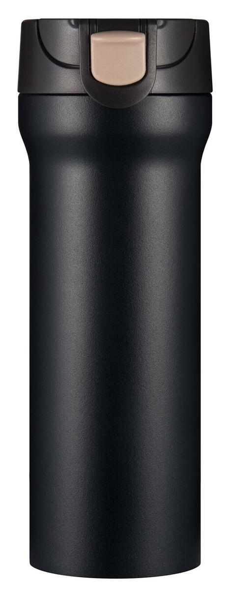 Термостакан Woodsurf On the way, цвет: черный, 500 мл термостакан woodsurf on the way цвет белый 500 мл