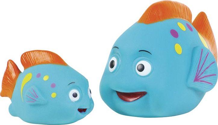 ПОМА Набор игрушек для ванной Плавать вместе веселей 2 шт аксессуары для кормления пома набор ершиков пома 417 для мытья бутылочек и сосок 2 шт в ассортименте