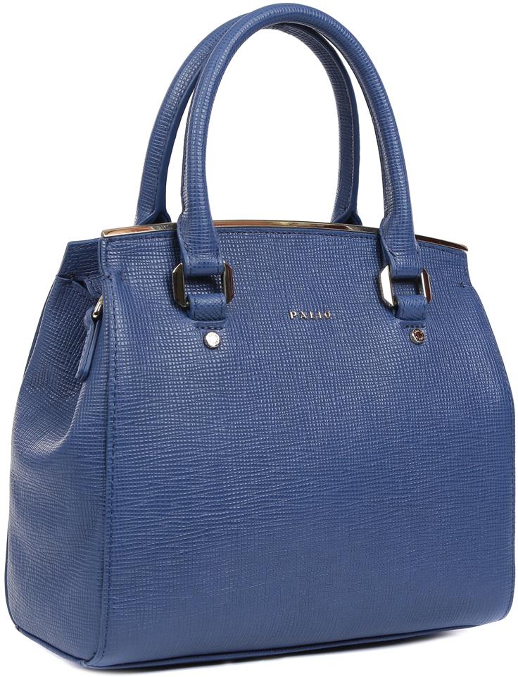 c76cfc97cd25 Сумка женская Palio, цвет: синий. 15812A2-818 blue — купить в  интернет-магазине OZON.ru с быстрой доставкой
