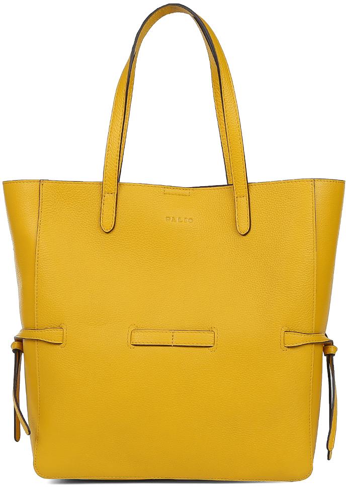 Сумка женская Palio, цвет: желтый. 15861A-W2-544/775 yellow/brown