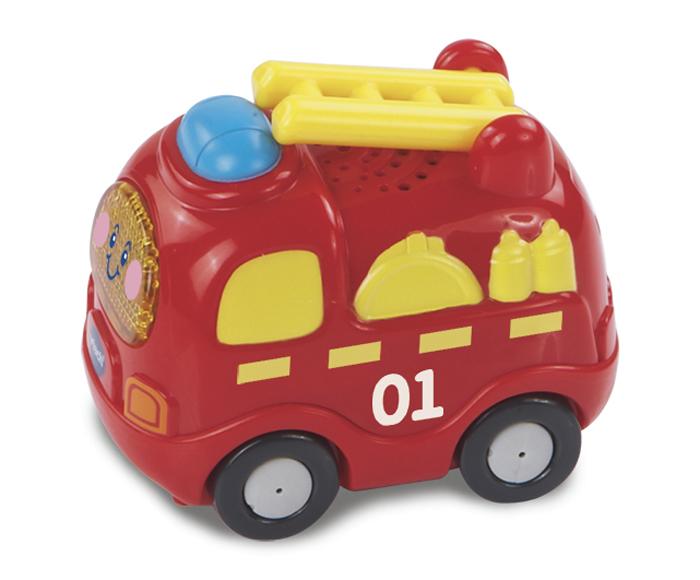 все цены на Vtech Бип-Бип Toot-Toot Drivers Пожарная машина 80-119826 онлайн