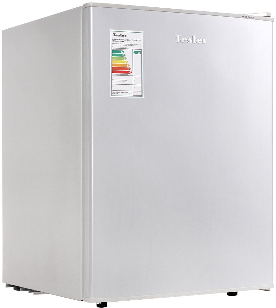 Холодильник Tesler RC-73, Silver Tesler