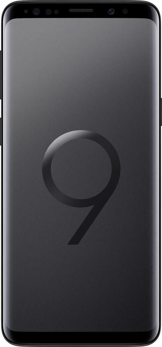 Смартфон Samsung Galaxy S9 4/64GB, Чёрный бриллиант. Уцененный товар