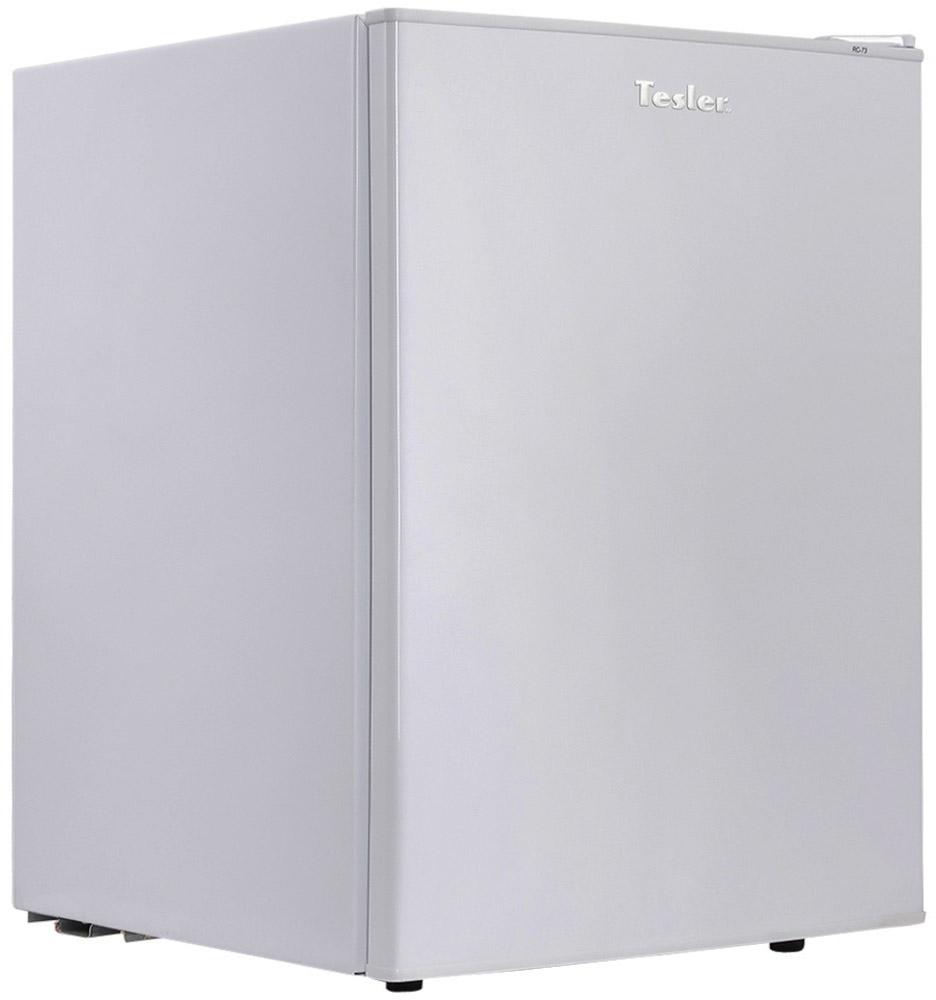 лучшая цена Холодильник Tesler RC-73, белый