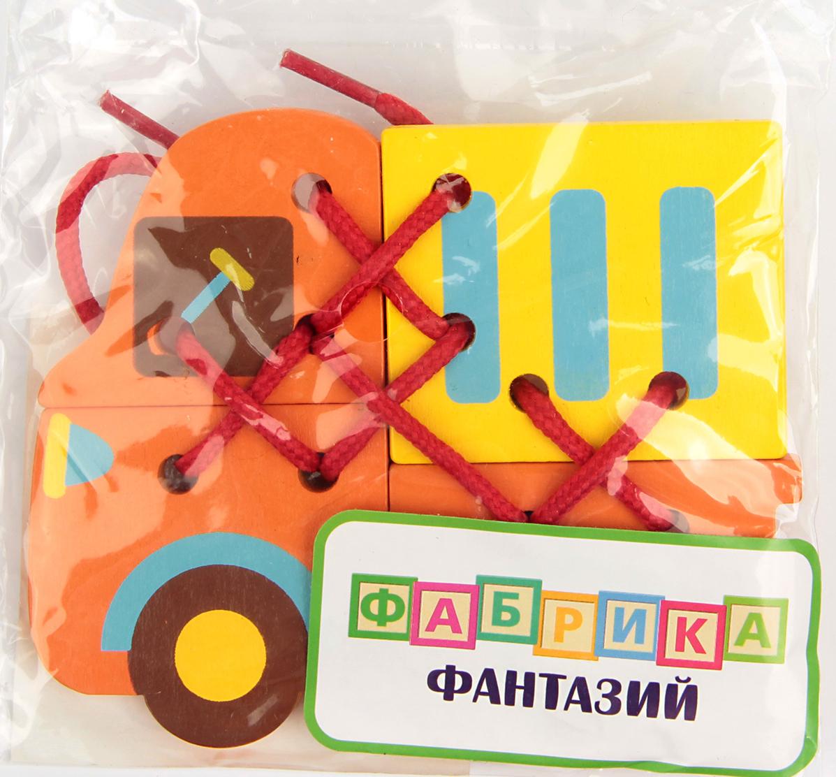 Фабрика Фантазий Игра-шнуровка