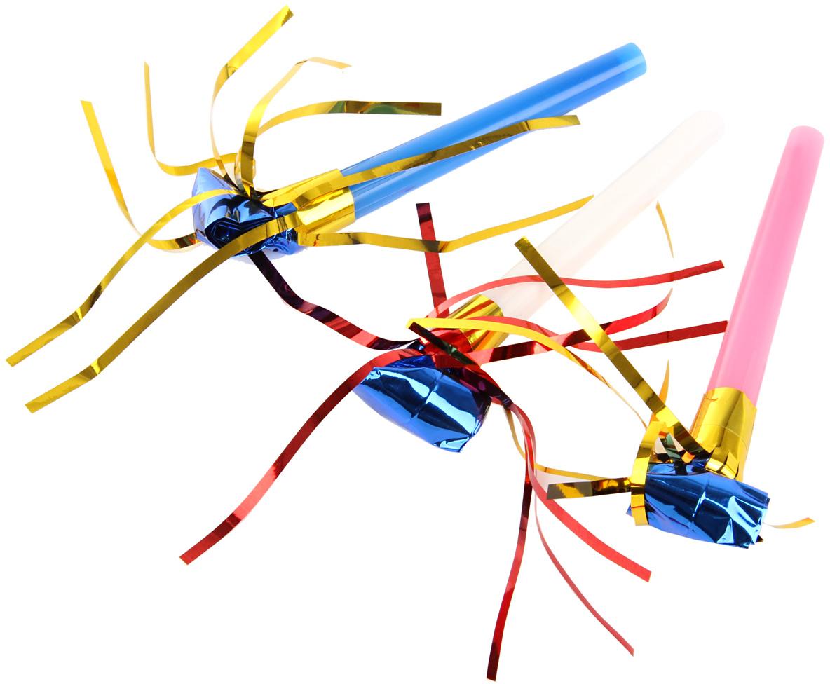 Веселый хоровод Набор язычков 6 шт веселый хоровод набор горнов разноцветные котики 6 шт