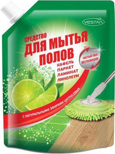 Средство для мытья пола Vestar, 750 мл meine liebe универсальное средство для мытья пола антибактериальный эффект 750 мл
