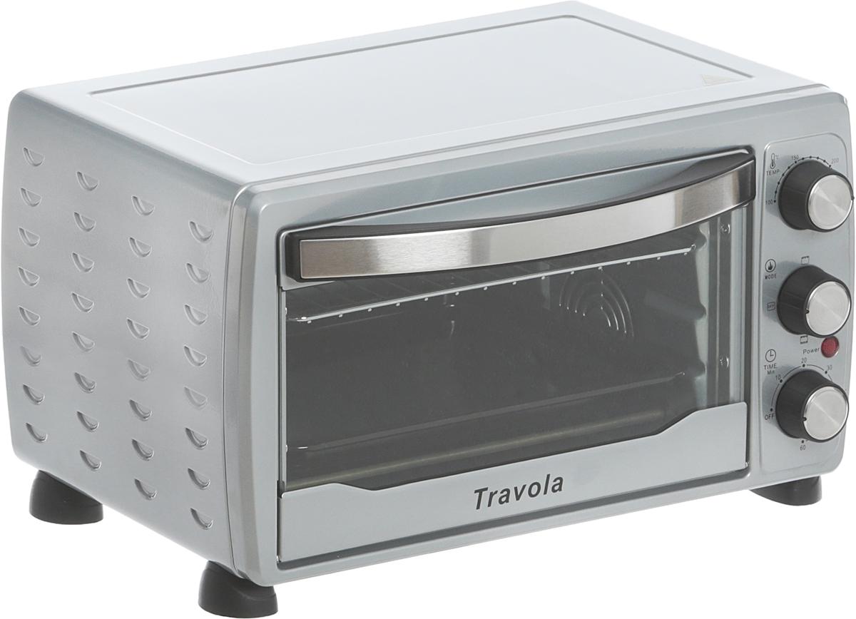 цены Мини-печь Travola KYS-C19-RCL, Silver