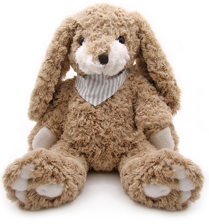 Magic Bear Toys Мягкая игрушка Заяц Габби 26 см