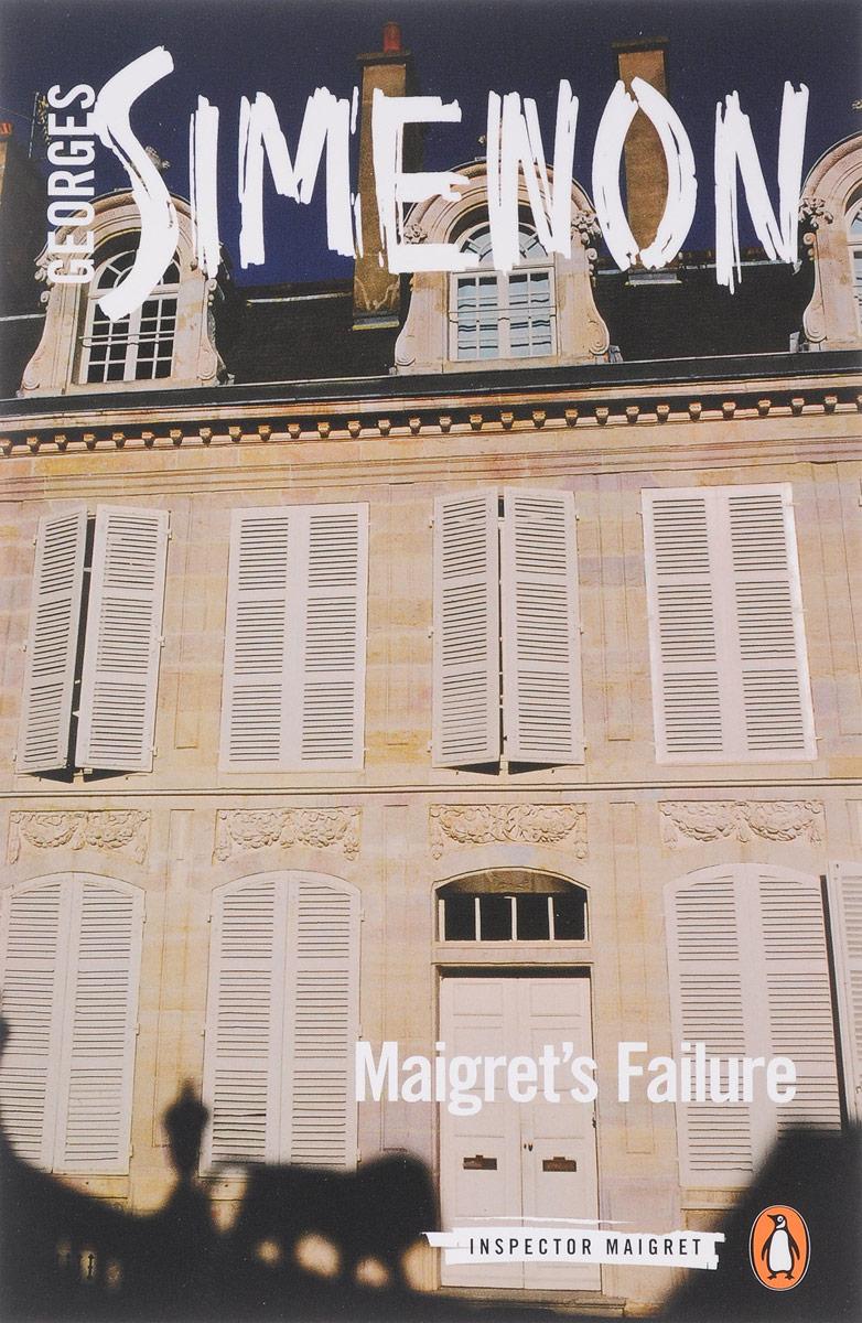Maigret's Failure maigret s failure