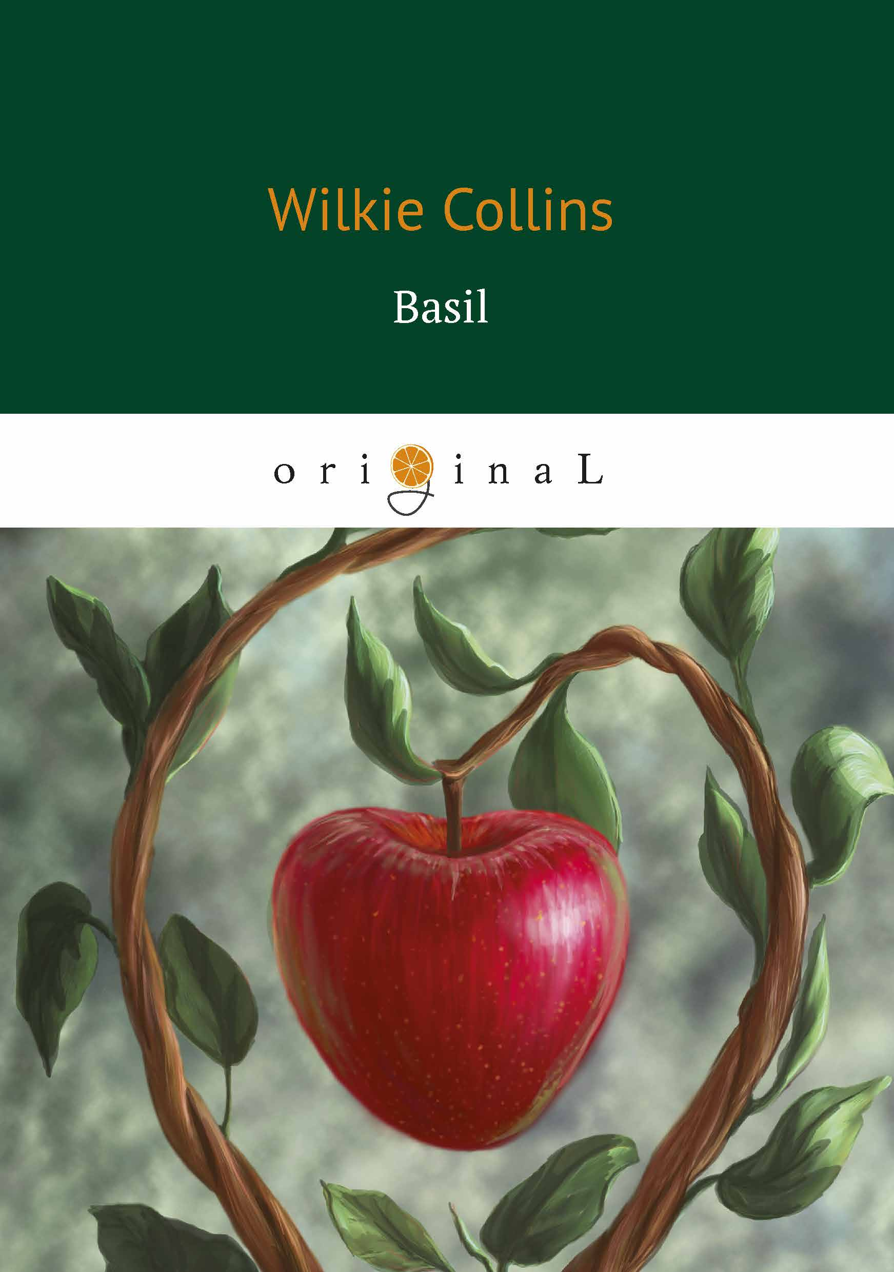 Wilkie Collins Basil / Василий collins wilkie hide and seek