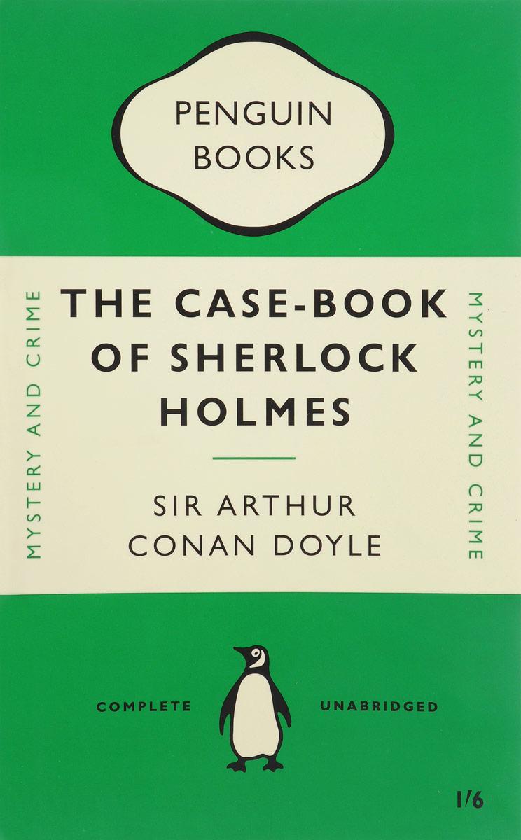 Notebook The Casebook of Sherlock Holmes