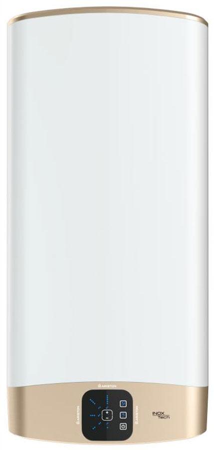 Водонагреватель Ariston ABS VLS EVO INOX PW 30 D, электрический, настенный, белый, золотой