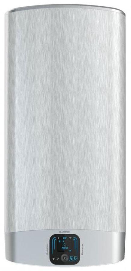Водонагреватель накопительный электрический Ariston ABS VLS EVO WI-FI 50, 50 л, серебристый металлик