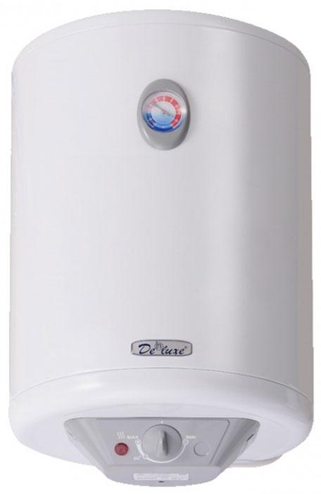 Водонагреватель накопительный электрический De luxe 3W30V1, 30 л, белый