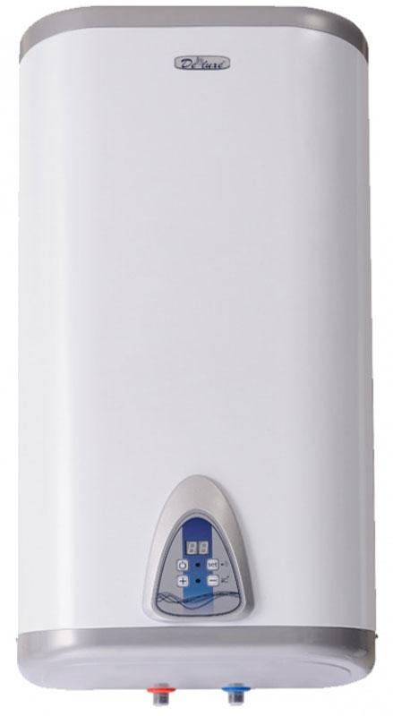 Водонагреватель накопительный электрический DeLuxe 5W60V2, 60 л, белый