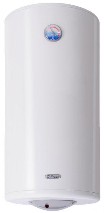 Водонагреватель накопительный электрический De luxe W100V, 100 л, белый