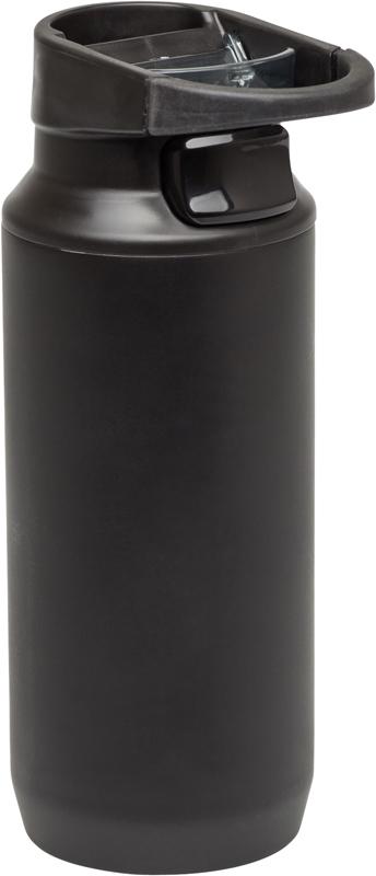 Термокружка Stanley Mountain, цвет: черный, 470 мл