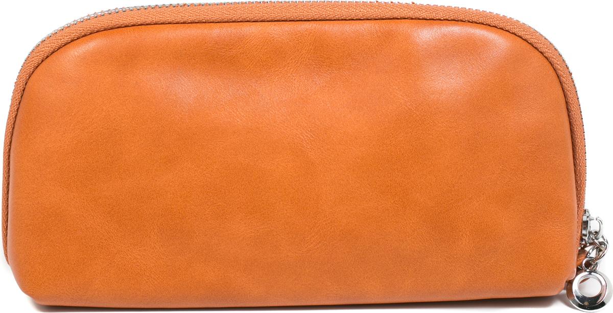 Клатч кошелек женский Mitya Veselkov цвет оранжевый K1901 87 цена и фото