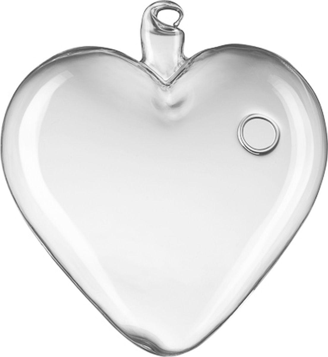 Ваза Engard Сердечко, подвесная, 10 см бутыль декоративная engard высота 15 см
