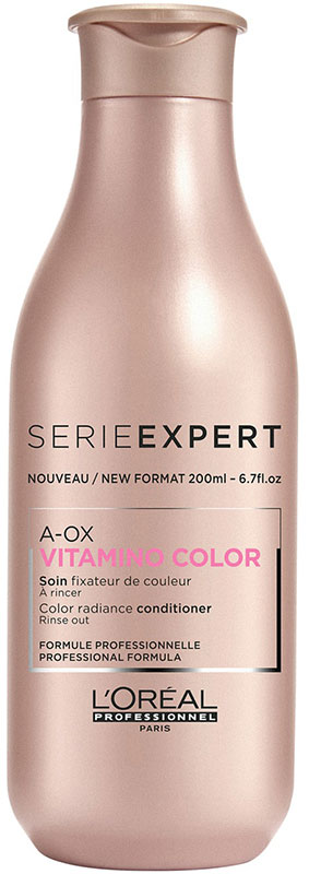 L'Oreal Professionnel Expert Vitamino Color AOX Conditioner Смываемый уход-фиксатор цвета, 200 мл