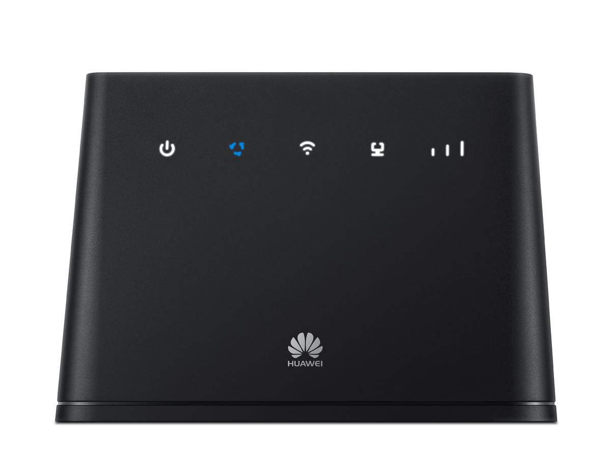 Huawei WRL 4G B310S-22, Black USB-роутер цена