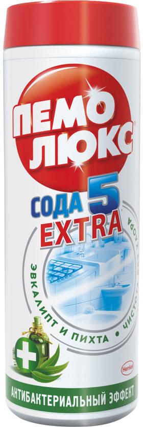 Чистящее средство Пемолюкс Сода 5 Экстра Антибактериальный 480г цены онлайн