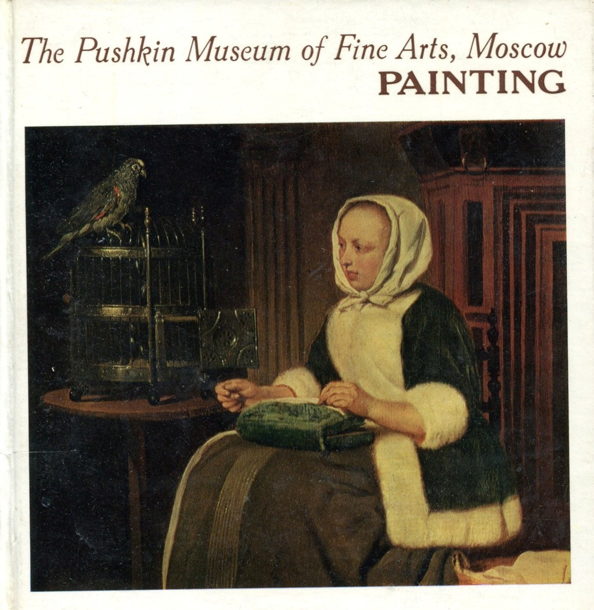 Антонова И.А. The Pushkin Museum of Fine Arts, Moscow. Painting. tatyana prilutskaya the pushkin museum of fine arts moscow painting