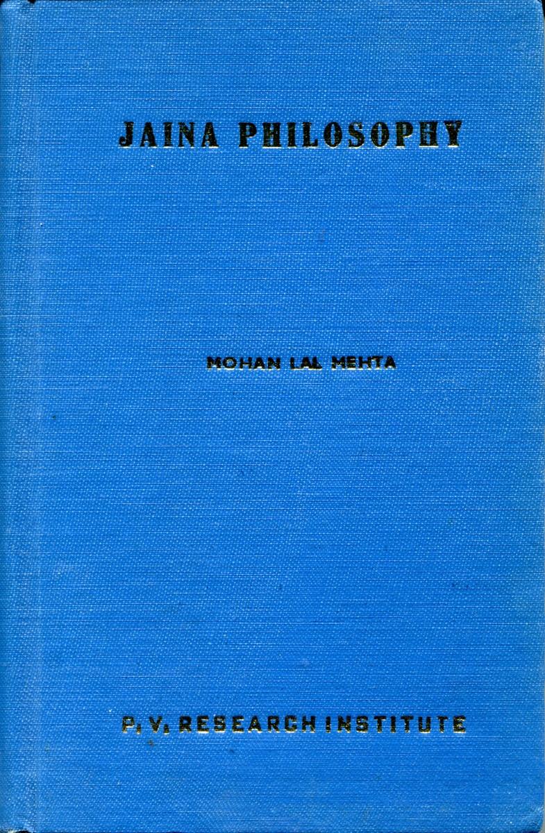 Mohan Lal Mehta Jaina Philosophy цена и фото
